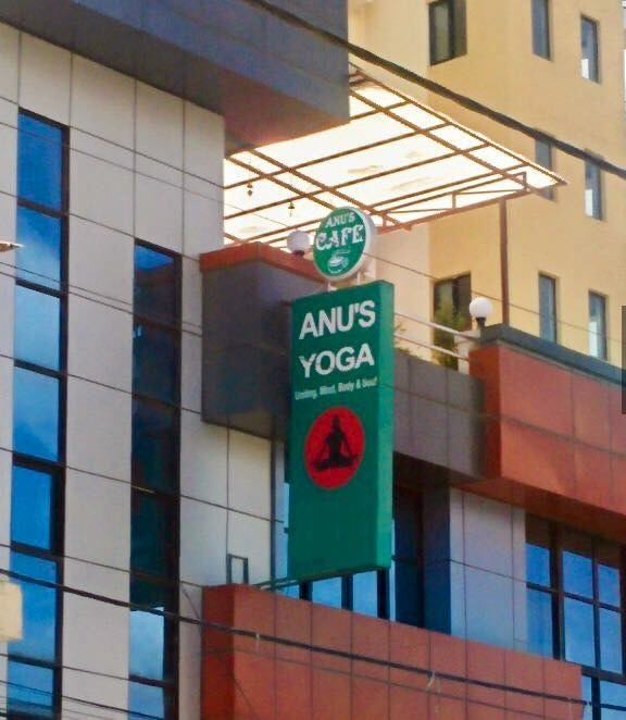 yoga, anyone? - meme
