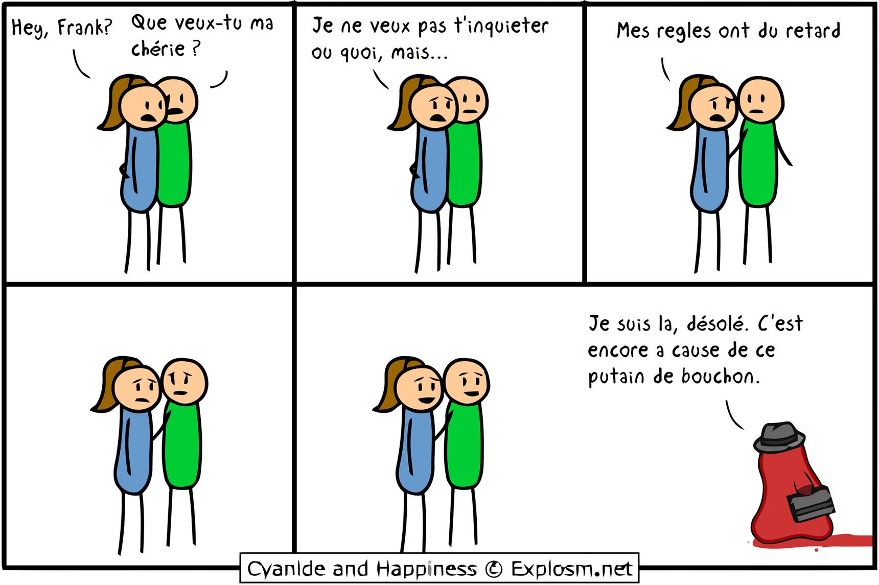 Cyanure et Bonheur #32 - meme
