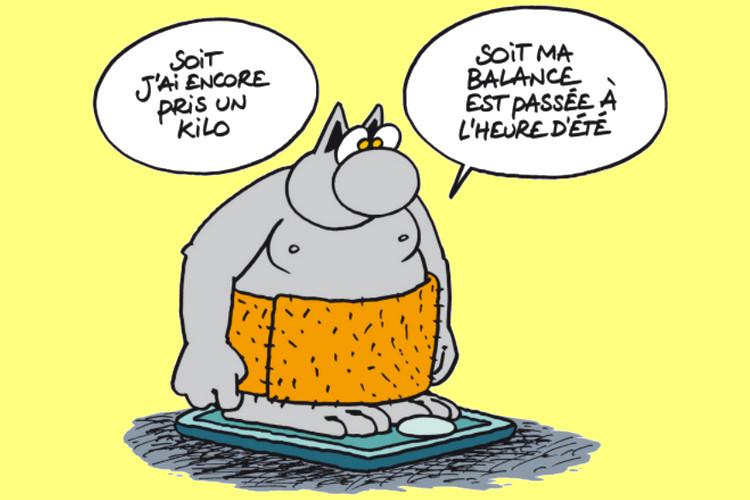 Le Chat _ - meme