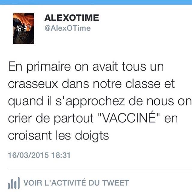 Vacciné!!!  - meme