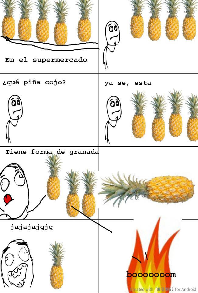 Granada - meme