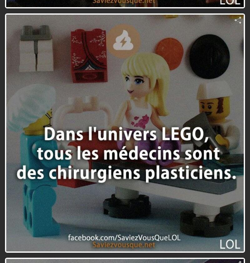 Meme dans les legos!!allez!!
