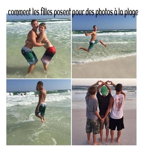 Beach. - meme