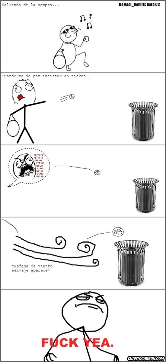 Bendito viento - meme