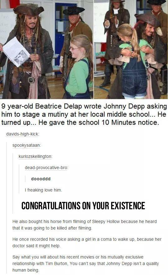 Johnney depp - meme