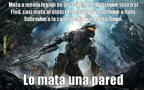 Original. UNA PARED! - meme