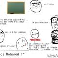 Le fameux Mohamed xD je m'exerce à rage maker :)