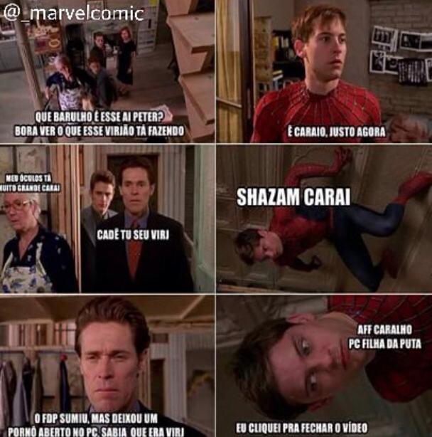 #shazam - meme