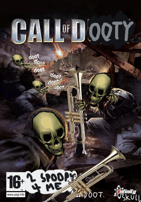 Call of Dooty - meme