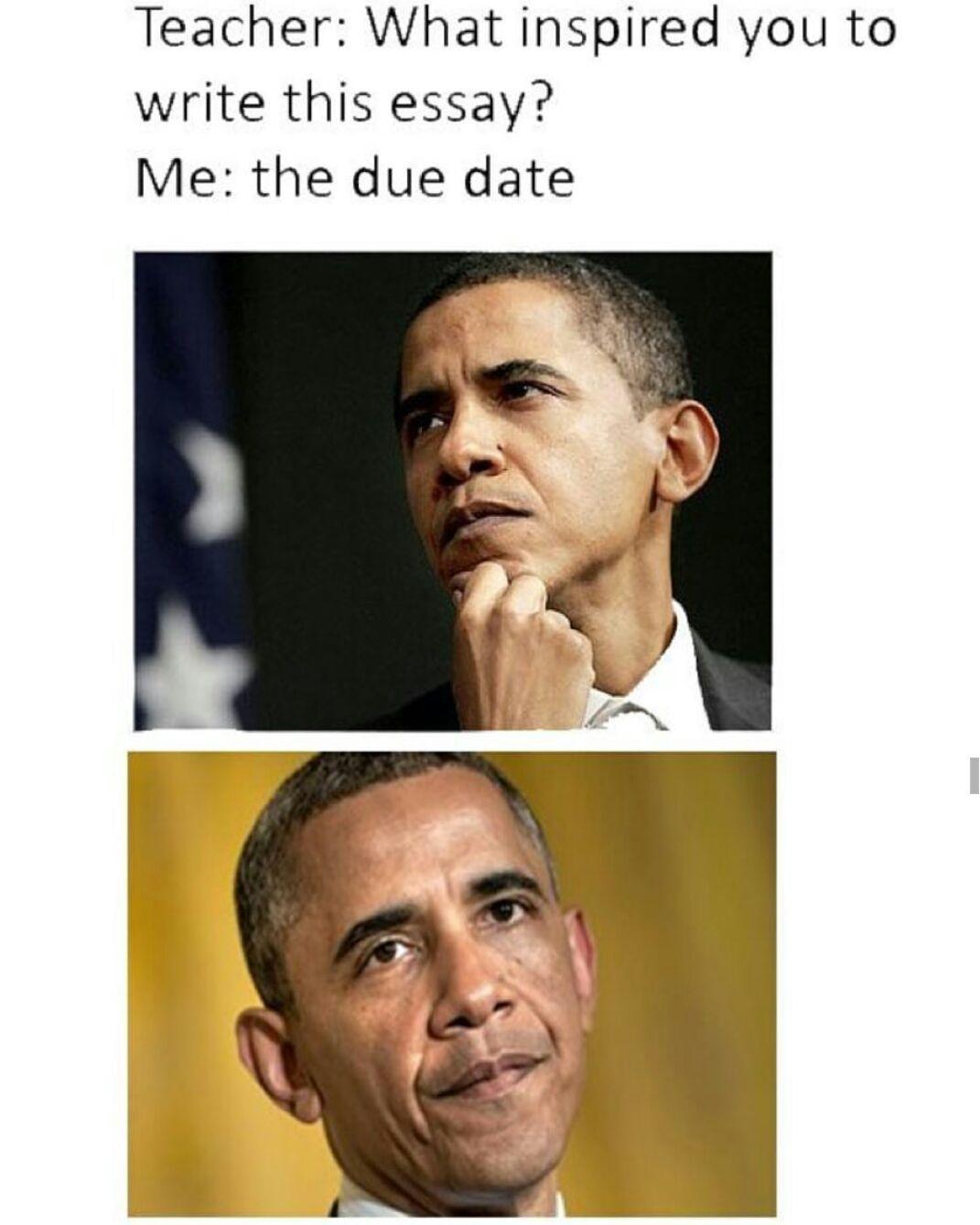 students be like... - meme