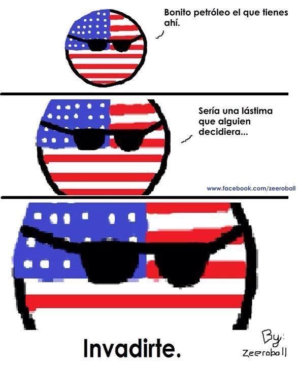 Petróleo - meme
