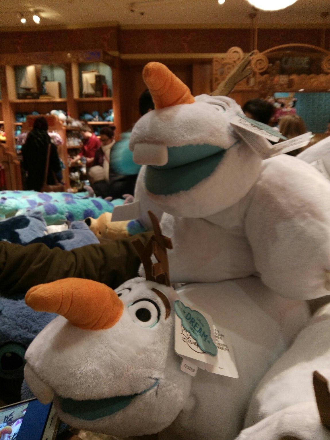 Je me baladait dans un magasin Disney quand j'aperçois ceci ... - meme