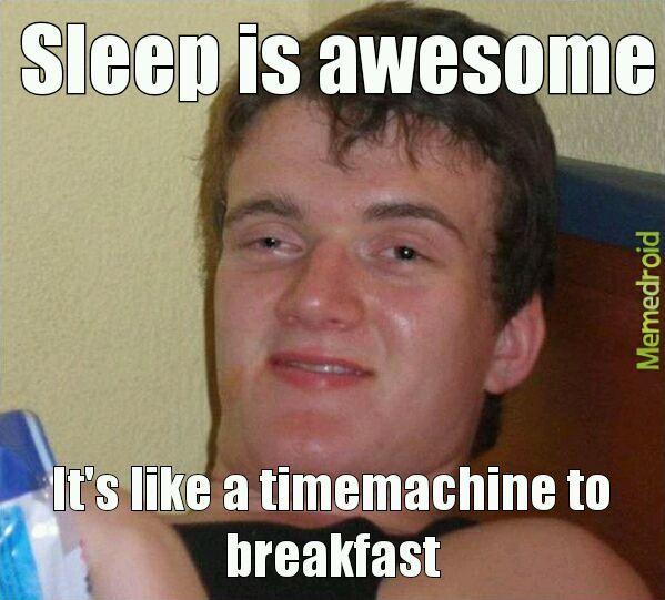 Bweckfast - meme