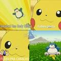 Pikachu se fudeu ;-; (deu trabalho pra poha)