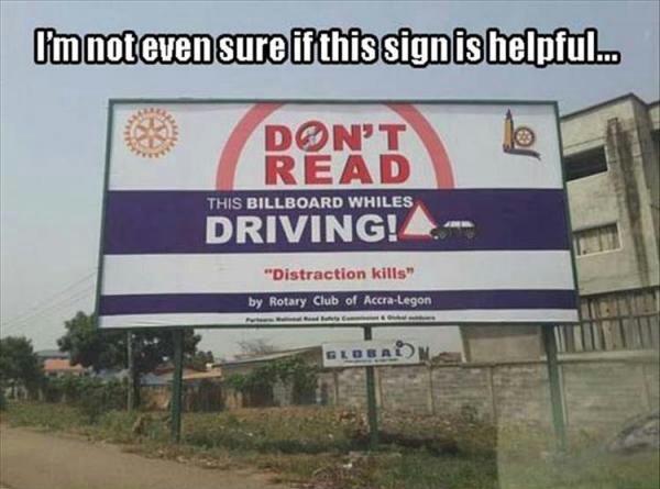 Go home sign, you're drunk - meme