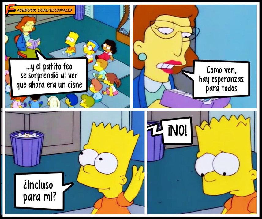 Bart plzzzz - meme
