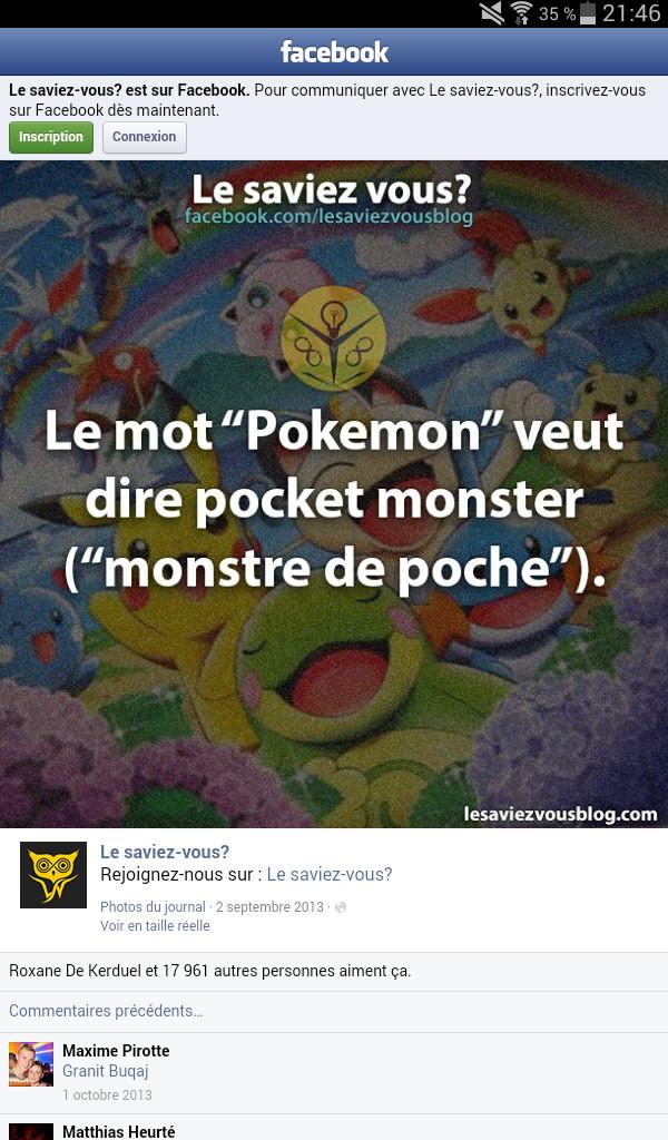Monstre de poche attrapé les tous monstre de poche ! - meme