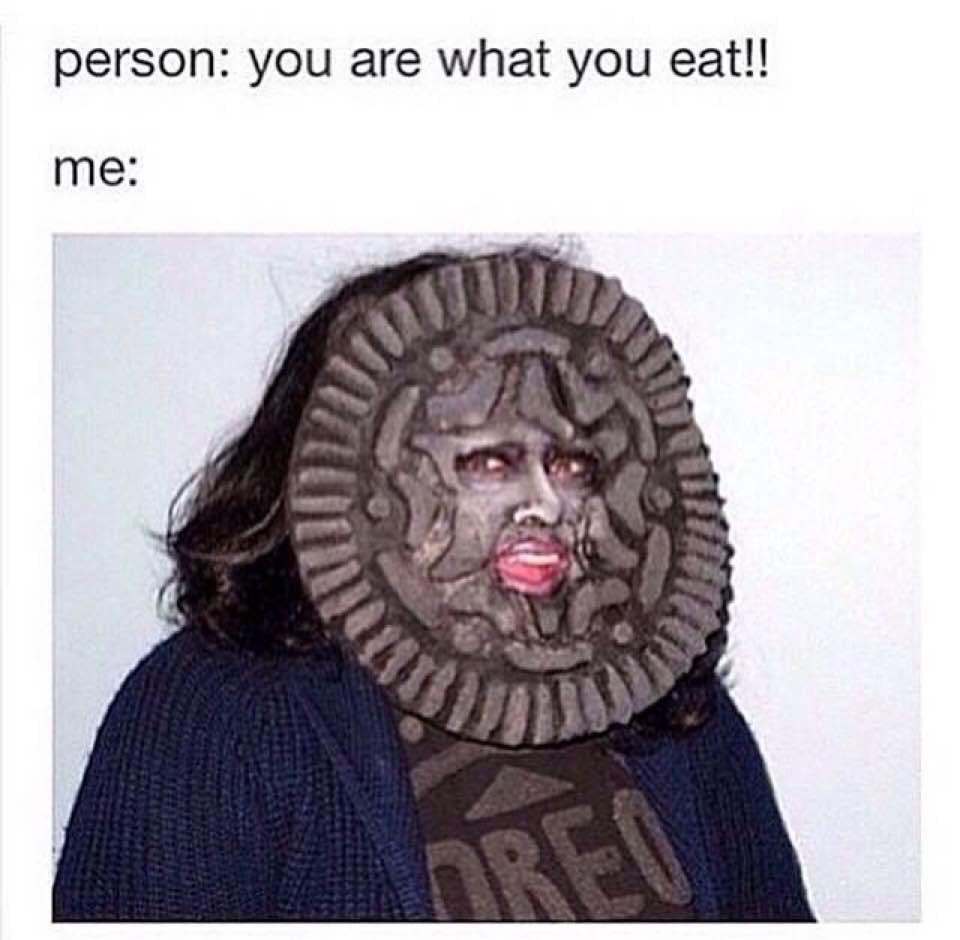Ores - meme