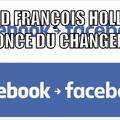 Qui prefere le nouveau logo facebook