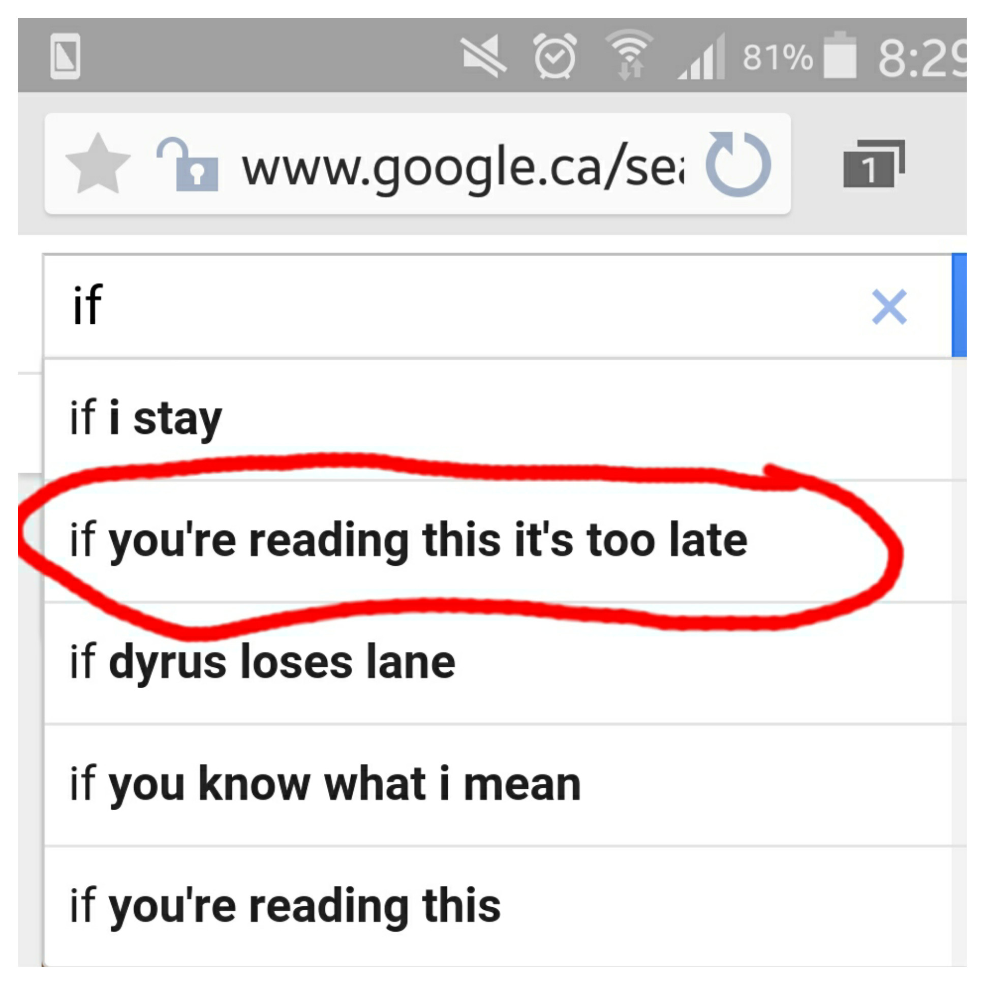 Google please no don't do this - meme