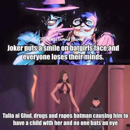 Batman can't catch a break first his parents now this - meme