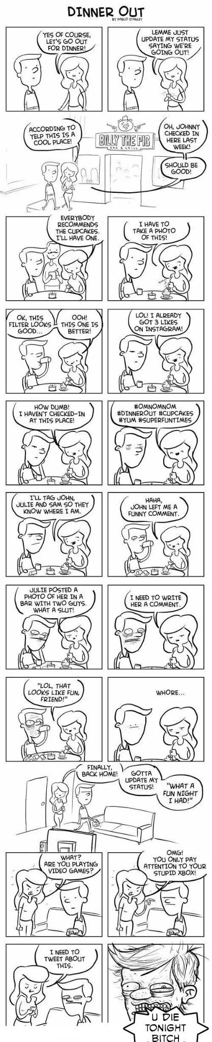 The Girlfriend - meme