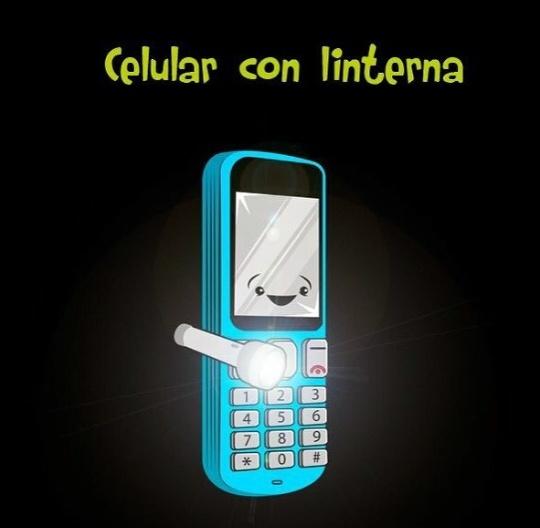 Nokia con linterna :D - meme