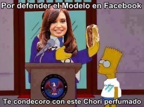 Grande Cristina! - meme