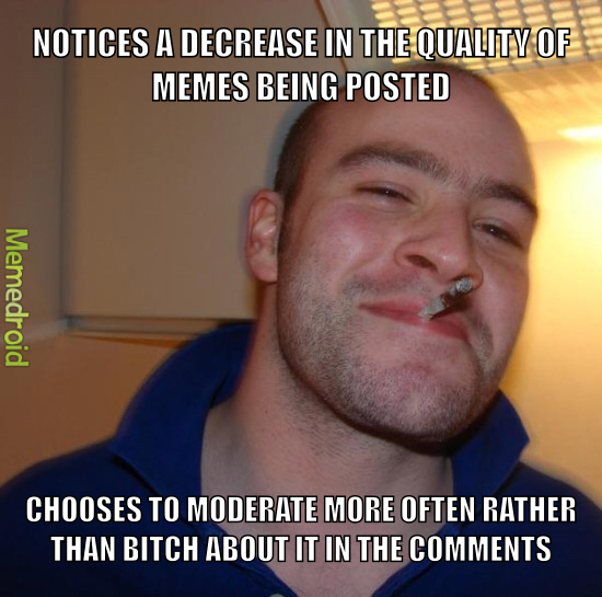 Good Gey Grug - meme