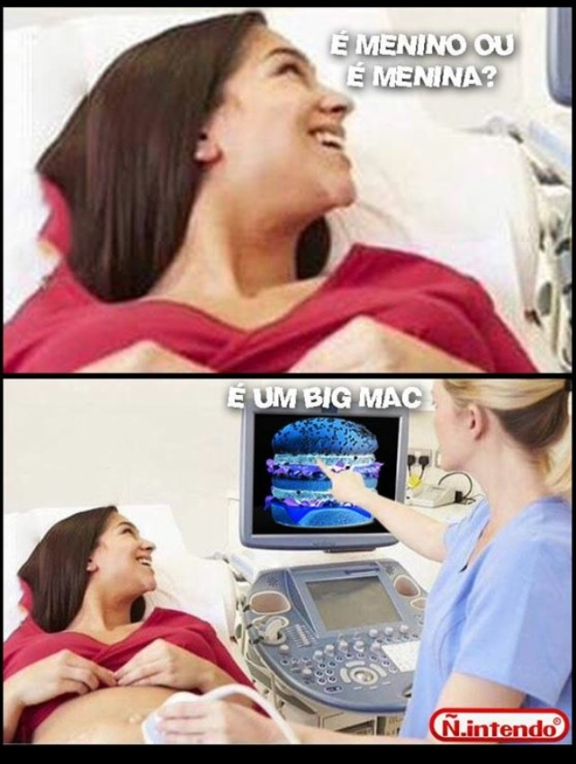 Big mac - meme