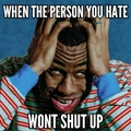 Short tempered people will understand