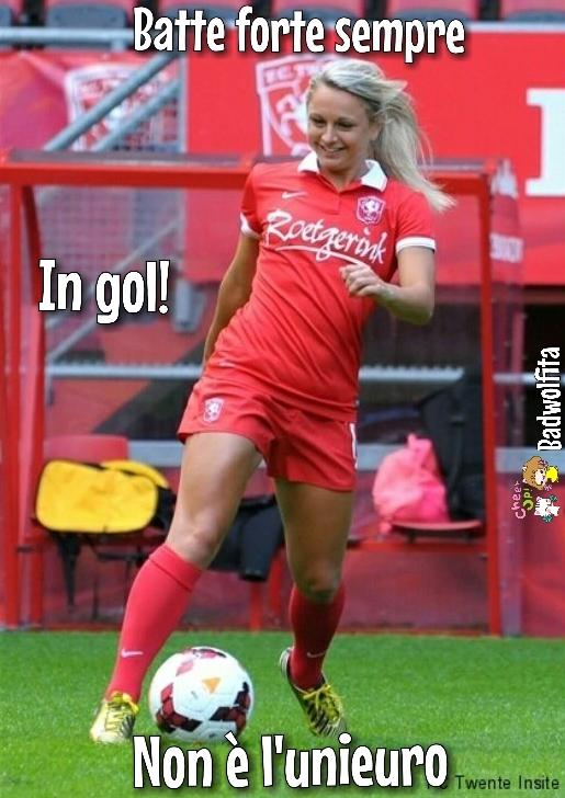 Chicca gol chicca gol chicca goooool! - meme
