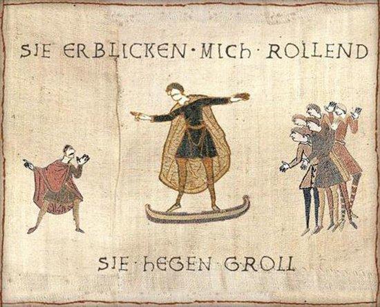 Mittelalter-Version - meme