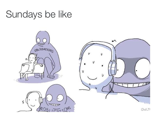 Sunday - meme