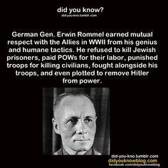 Good Guy Rommel - meme