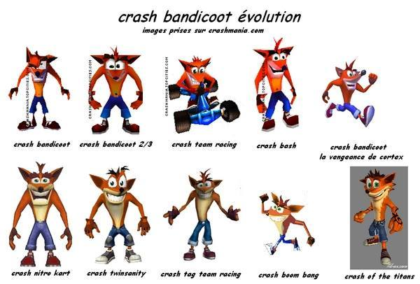Crash - meme
