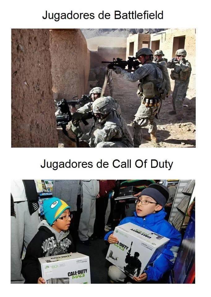 Jugadores - meme