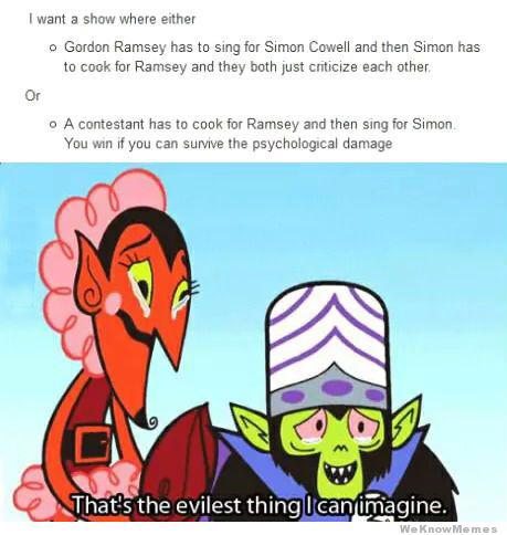 Very evil - meme