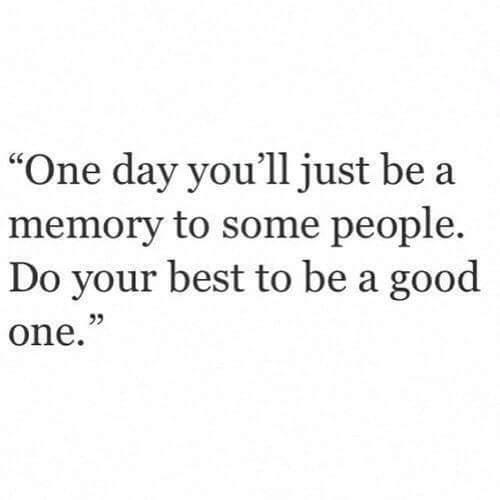 One day - meme