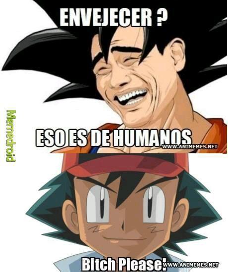 Ash inmortal - meme
