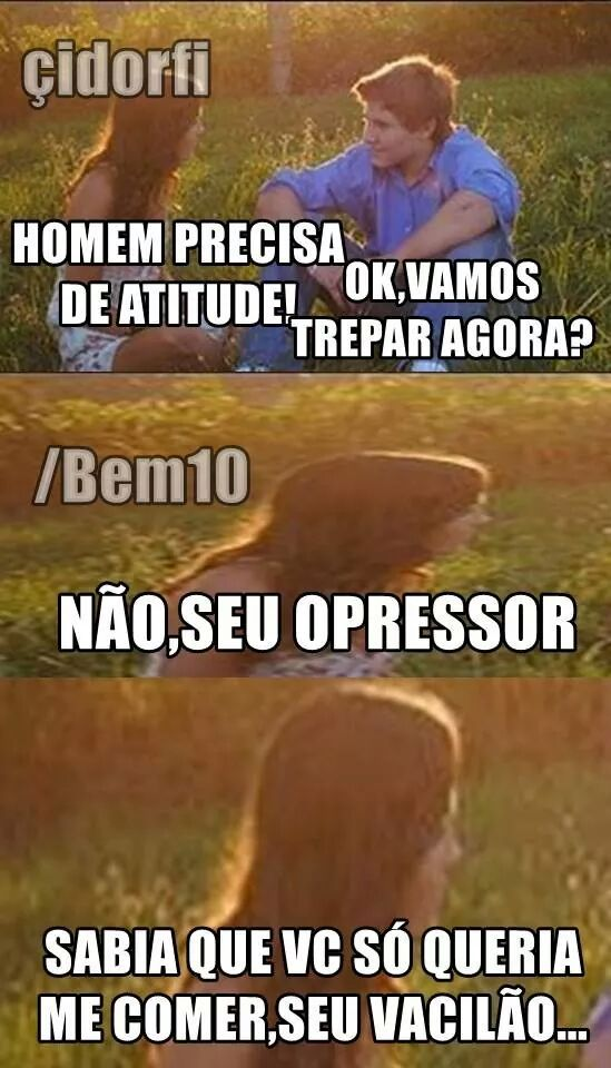 Opressor - meme