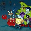Avengers edition bob l'éponge