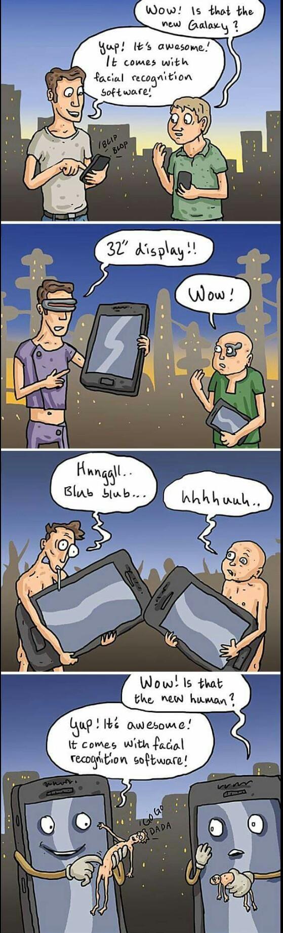 Smartphone - meme