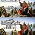 """""""Jesus was a socialist"""". Yea, no"""