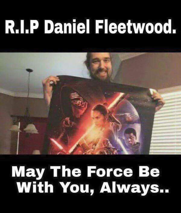 We lost a true jedi .... - meme