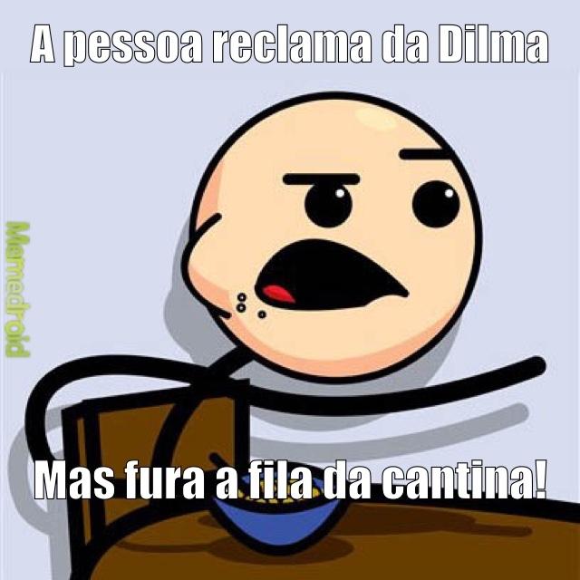 NAO SOU PETISTA!!! - meme
