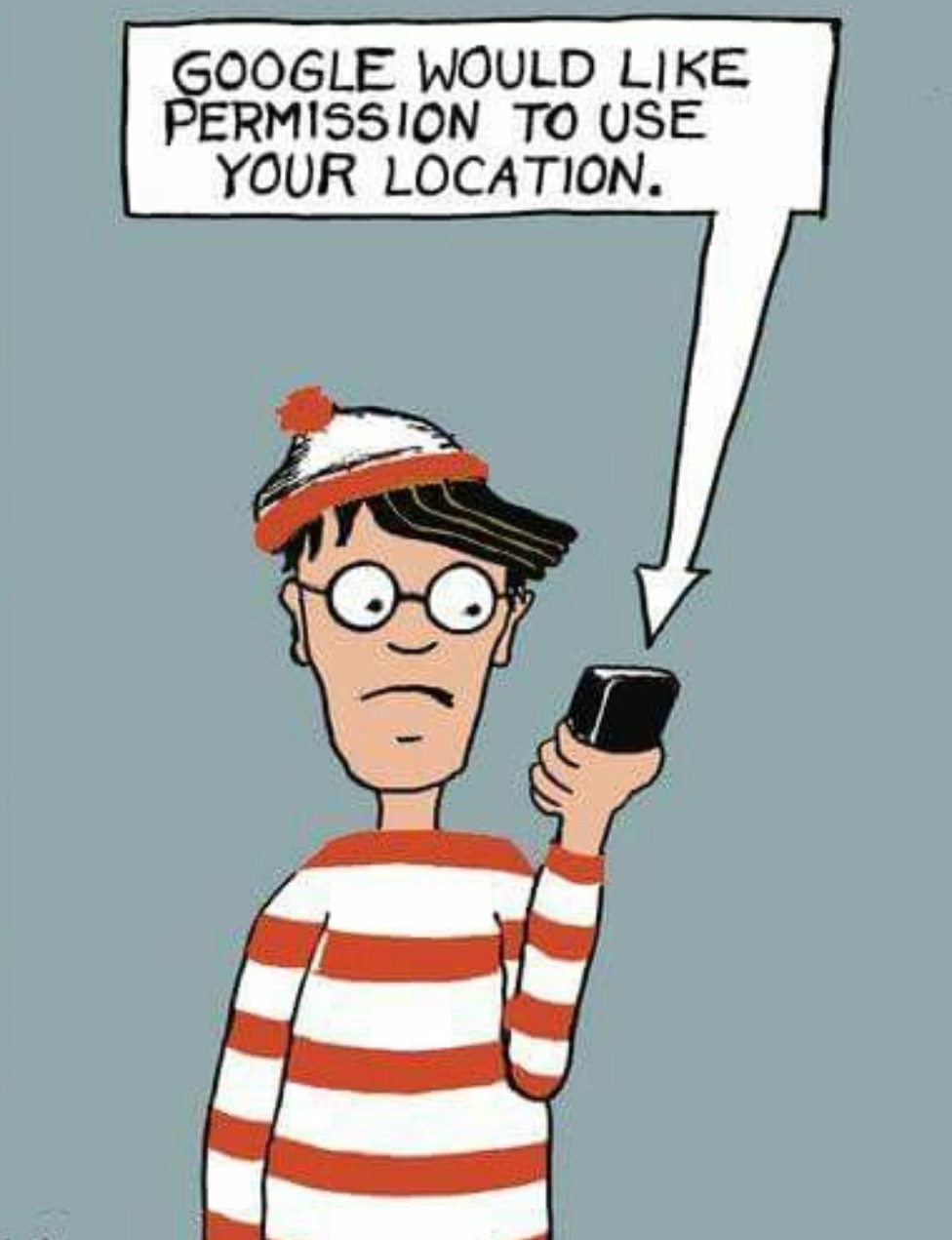 Where's Waldo? - meme