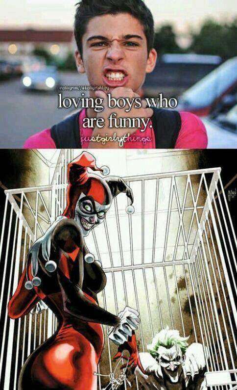 Harley Quinn month - meme