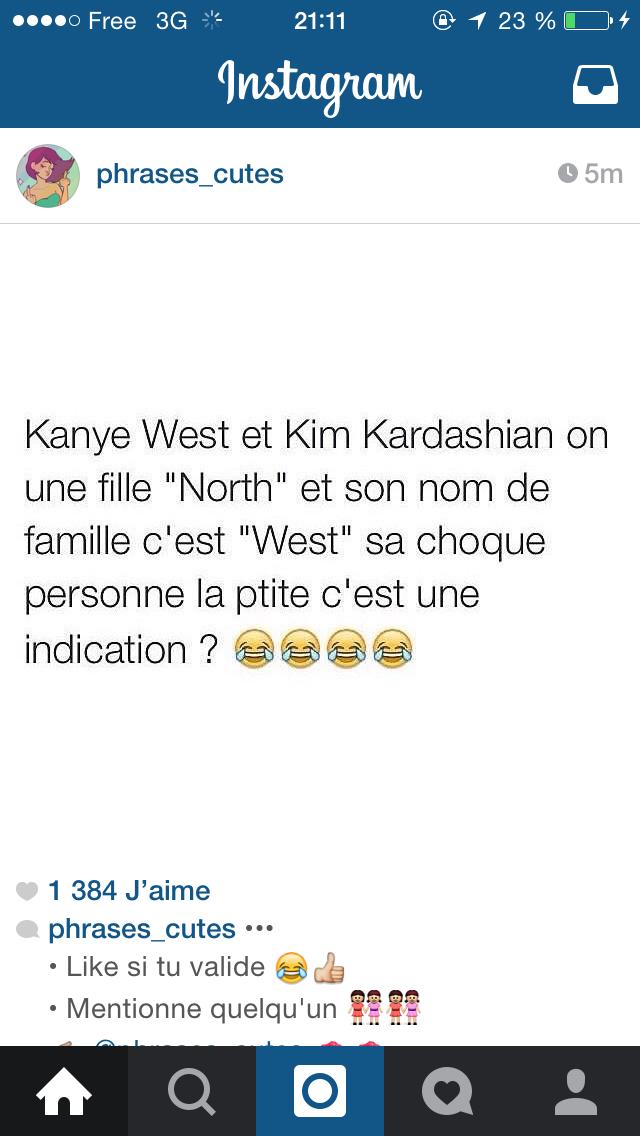 North West - meme