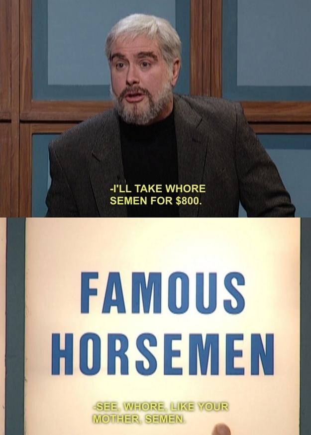 Hor-semen... - meme